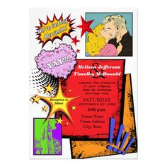 DealsPop Art Wedding Invitation 2Yes I can say you are on right site we just collected best shopping store that have