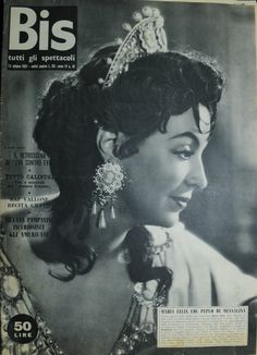 BIS- N°41 / 13.OTT.1951- MARIA FELIX- ERNESTO CALINDRI-RAF VALLONE- S. PAMPANINI   eBay