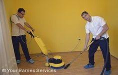Hard Floor Cleaning in Barnes