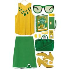 What's your favorite color combo for head to toe style? #OOTD http://polyv.re/RjXqW1