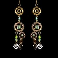 Piccolo Charms Gallery DIY steampunk jewelry