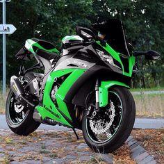 Kawasaki Ninja #ZX10R