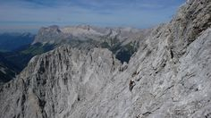 "Hohe Munde ""Grieslehnrinne"" 5-, 1500hm | bergstille.de Half Dome, Mountains, Nature, Travel, Naturaleza, Viajes, Destinations, Traveling, Trips"