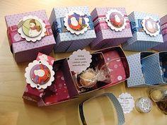 Weihnachten fühlen - Geschenkboxen