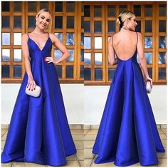 Natali Santos » Arquivo Vestido Azul para Madrinha de Casamento por Natali santos