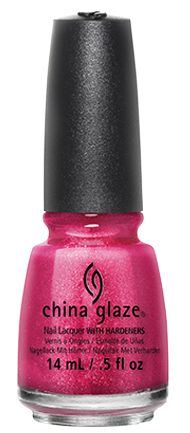 China Glaze Nail Polish Strawberry Fields 80224