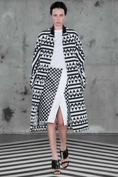 Edun Spring 2014 Ready-to-Wear Collection Slideshow on Style.com
