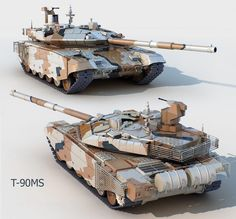 T-90 MS Tagil Russian main tank