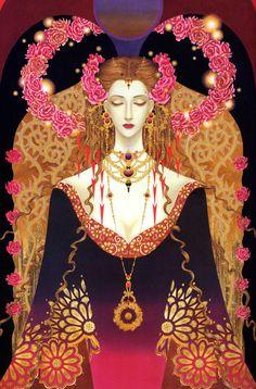 Download Toshiaki Kato: Golden Femme (2104x3200) - Minitokyo
