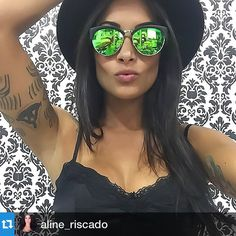 #Repost @aline_riscado with @repostapp.・・・curta a vida com estilo! #crossedbrasil #ecofriendly