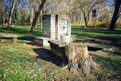 Antiga Font del Vilar...Banyoles