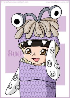 *BOO ~ Monsters Inc.