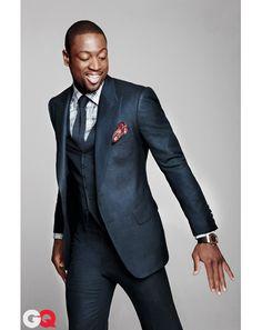 Dwayne Wade style