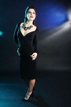 Apple Models - Bianca P Apple Model, Peplum Dress, Photography, Models, Black, Dresses, Fashion, Templates, Vestidos
