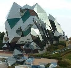 Futuroscope (Poitiers, France) - theme park