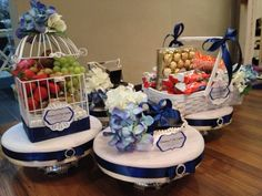 hantaran navy blue - Google Search