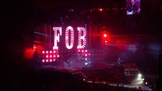 Fall Out Boy #WINTOURISCOMING