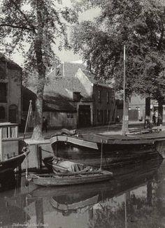 jan van polanekade, voor de demping 1941.  1935-1940