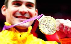 Arthur Zanetti - Medalha de Ouro