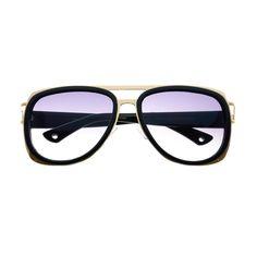 Stylish Womens Mens Fashion Aviator Sunglasses Shades A1870