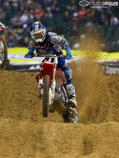 Trey Canard... my favorite ginger dirtbike racer... besides maybe me.