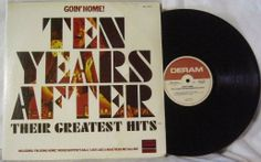 Ten Years After ~ Goin Home Greatest Hits LP