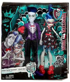 Monster High Love's Not Dead - 2 Pack: Slo Mo & Ghoulia Yelps Mattel http://www.amazon.com/dp/B010J4A1MI/ref=cm_sw_r_pi_dp_UT3Wwb0B8NT21