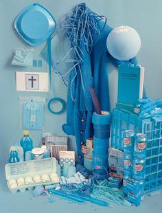 blau, Study of Color