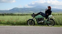 Cafe Twin short film Milonga ~ Return of the Cafe Racers