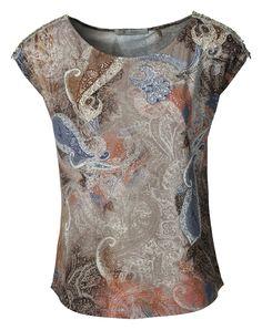 Shirt Kapmw print