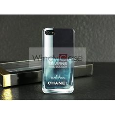 Cool Nail color iPhone 5 case - 513 BLACK PEARL | windycase.com