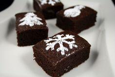 December 25: Cocoa Powder Brownies