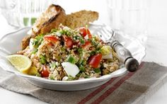 Opskrifter på lækre salater fra Karolines Køkken® - Tema - Opskrifter