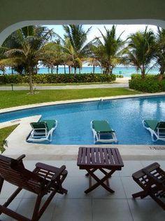 El Dorado Royale, a Spa Resort by Karisma: View from inside the room