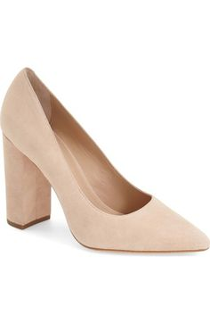 Pour la Victoire 'Celina' Pointy Toe Pump (Women) available at #Nordstrom
