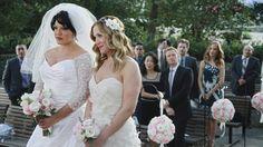 Callie e Arizona ultrapassam as dificuldades e o preconceito