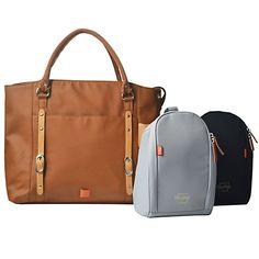 Buy PacaPod Mirano Baby Changing Bag, Tan Online at johnlewis.com