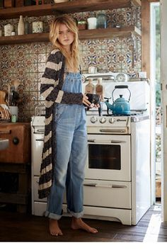 Would love to try out some overalls