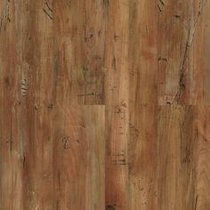 Feather Weight: Old Alamo Hickory, Hand Scraped, Waterproof Vinyl Plank - #waterproof #vinyl #floor