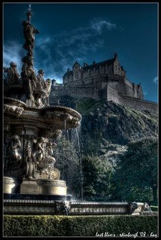 Edinburgh   # Pinterest++ for iPad #