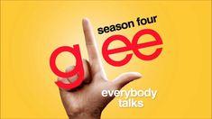 Everybody Talks - Glee [HD Full Studio]
