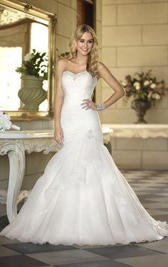 stella york 5782 : vintage inspired wedding dress