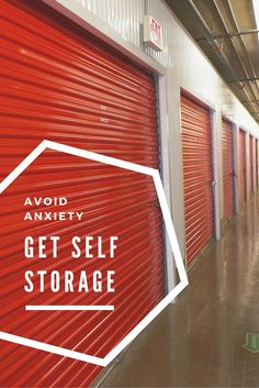 Do you get anxiety at the thought of getting rid of your belongings?  Utilize a self-storage for any items you do not need daily.  Your collectibles and antiques belong in a climate controlled storage unit.  Look into all your options here! I Storage Ideas