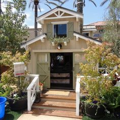 """""""8'x10' Playhouse designed for Homeaid's annual Project Playhouse auction"""""""