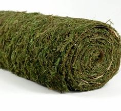 Preserved Moss Sheet with Net Backing (16in x 48in). Visit save-on-crafts.com