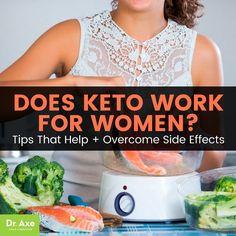 Keto diet for women - Dr. Axe