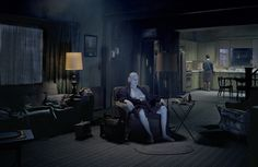 The FRAC Auvergne is dedicating an exhibition to American photographer Gregory Crewdson that brings together the series Fireflies (1996) and Cathedral of the Pines (2013-2014), both conceived in the town of Becket, Massachusetts, where the artist spent a part of his childhood.