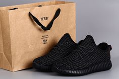 All BLACK Yeezy Boost 350 Low Kanye West for men and womens [yeezy350allblack] - $79.99 : Yeezy Boost 350