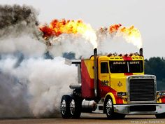 18-Wheeler Drag Racing   cool semi truck games image search results