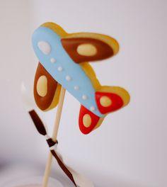 Biscoitos Decorados – como usá-los em festa infantil – Macetes de Mãe